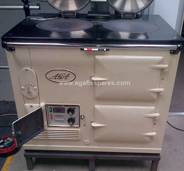 Electric Kit Conversion For Aga Range Cookers Excluding Installation